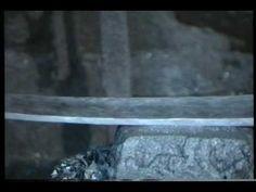マタギ山刀 ナガサを造る 高解像度版 - YouTube