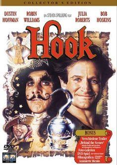 Hook (1991) dvd