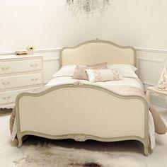 The Mansart Upholstered Bed