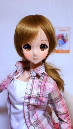 Smart Doll Mirai Suenaga by zeppelinukled