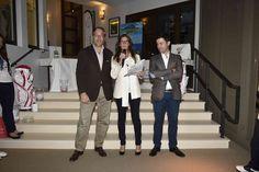 #Prix SISLEY Coeur de Parisienne 2014 #8000€ reversés par SISLEY à Mécénat Chirurgie Cardiaque pour opérer des enfants souffrants d'une malformation cardiaque # Orso Chetochine (MCC) # Simon Dufeigneux (SISLEY).