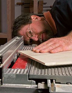 Cabinet shops that turn out raised-panel doors rely on heavy-duty shapers and cutters or, at the very least, a router-table setup that includes a range of expensive bits (you can … Workshop Cabinets, Building Kitchen Cabinets, Kitchen Base Cabinets, Built In Cabinets, Wood Cabinets, Diy Kitchen, Shaker Style Cabinet Doors, Wood Cabinet Doors, Cabinet Styles