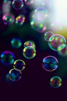 Bubbles Iridescence iPhone 6 Plus HD Wallpaper Wallpaper Para Iphone 6, Whatsapp Wallpaper, Wallpaper For Your Phone, Cool Wallpaper, Wallpaper Backgrounds, Iphone Wallpaper Vintage Retro, Beautiful Wallpaper, Colored Bubbles, Rainbow Bubbles