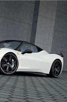 Ferrari 458 Italian Stallion