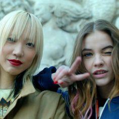l'oréal paris presents soo joo & barbara in paris