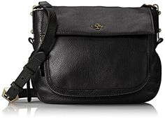 Women's Cross-Body Handbags - orYANY Corrine Cross Body Bag Black One Size *** You can get more details by clicking on the image.