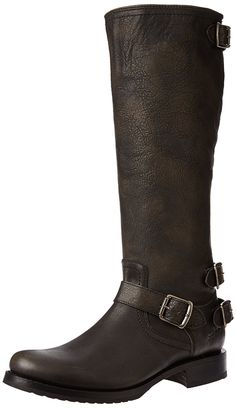 FRYE Women's Veronica Back-Zip Boot *** This is an Amazon Affiliate link. Continue to the product at the image link.