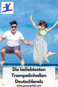 Finde Trampolinhallen in der Nähe Aus über 90 Standorten in Deutschland! jump-parks.com ist das aktuelle Trampolinhallenverzeichnis für den deutschsprachigen Raum mit weit über 100 registrierten Trampolinparks in Deutschland, Österreich und der Schweiz. Finde jetzt deine Lieblingshalle in der Suche! #Trampolinhallen #Trampolinparks #Freizeit #FreizeitIdeen Jump Park, Parks, Articles, Outdoor, Sport, Movie Posters, Movies, Collection, Switzerland