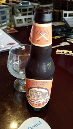 Block House Brewing Pumpkin Ale [*]