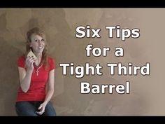 Six Barrel Racing Tips for a Tight Third Barrel