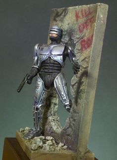 Robocop - Andreas Miniatures-very cool