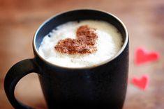 I heart coffee and hot chocolate