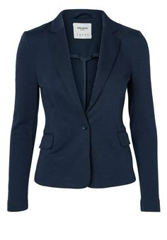 Vero Moda VMJULIA - Blazer - total eclipse - Zalando.co.uk