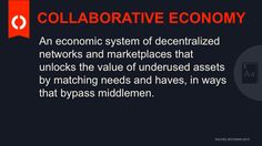 5 | Defining The Sharing Economy: What Is Collaborative Consumption--And What Isn't? | Co.Exist | ideas + impact