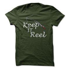 keep it reel - #tshirt girl #country sweatshirt. THE BEST => https://www.sunfrog.com/Sports/keep-it-reel.html?68278