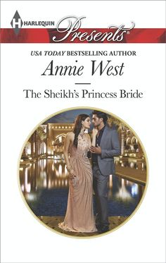 """Read """"The Sheikh's Princess Bride A Contemporary Royal Romance"""" by Annie West available from Rakuten Kobo. Wanted: royal bride and mother For Sheikh Tariq of Al-Sharath, one miserable marriage was enough. With a kingdom to rule. Vow Book, Book Tv, Usa Today, Royal Brides, Bestselling Author, Vows, Annie, Love Her, Deserts"""