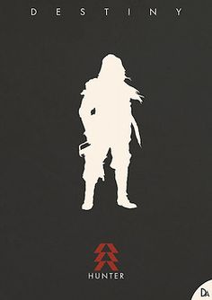 Who's ready for Destiny? #gaming #art #poster