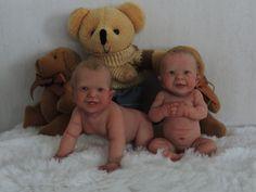 ooak Sheila Mrofka Babies