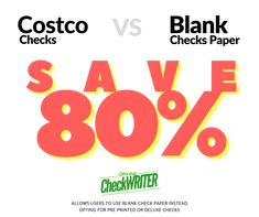 Costco checks - Blank Check Printing Software & Save - Print Online - I Think it`s very good, it`s excellent service, I recomend it Order Checks Online, Buy Instagram Views, Blank Check, Writing Software, Business Checks, Letter Size Paper, Check Printing, Costco, Shopping