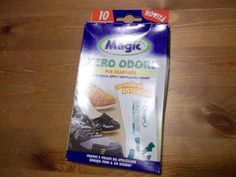 Zero odori per scarpiere Mister Magic