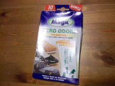Zero odori per scarpiere Mister Magic