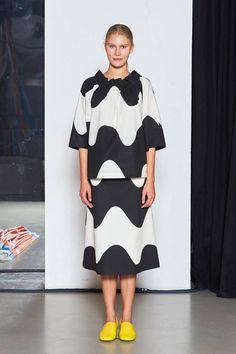 MARIKKO LOKKI COTTON DRESS Marimekko