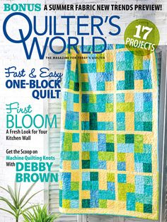 Free Quilt Patterns for Beginners - Cabin in the Orchard -- Free Quilting Pattern Beginner Quilt Patterns, Quilting For Beginners, Quilt Patterns Free, Apple Prints, Home Learning, Easy Quilts, Machine Quilting, Quilt Making, Quilt Blocks