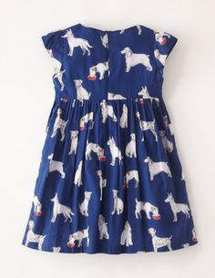 Pretty Pintuck Dress