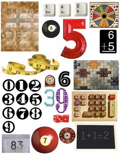 Numbers | Flickr - Photo Sharing!