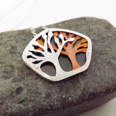A beautiful and unique handcrafted pendant. As with many of my designs, this is a limited edition item and only a small quantity will be made available. The pendant is created with three layers of met