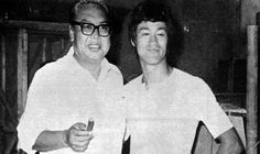 Bruce Lee Photos, The Big Boss, Karate, True Stories, Martial Arts, Chef Jackets, Dragon, Scene, Rare Photos