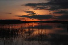 Menlo Sunset < explored > by Galway Pete, via Flickr