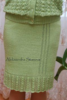 (39) Одноклассники Aran Knitting Patterns, Knitting Designs, Knit Patterns, Crochet Jacket, Crochet Cardigan, Basket Weave Crochet, Summer Dress Patterns, Crochet Skirts, Crochet Shawls And Wraps