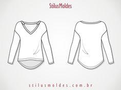 blusa ombro caido - Pesquisa Google