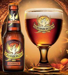 Grimbergen Dubbel Grimbergen Double Ambrée Beer Review