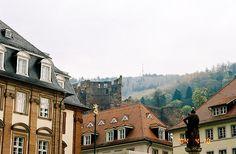 Heidelberg, Germany,  Schloss on the hill |Flickr - Photo Sharing!