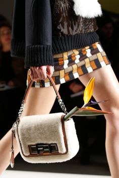 81f6fe295a6f Fendi Fall 2015 Ready-to-Wear - Collection - Gallery - Style.com