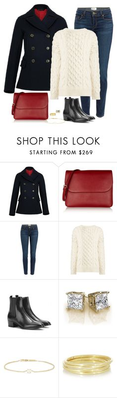 """""""Untitled 260 (Fall/Winter)"""" by maddkat ❤ liked on Polyvore featuring Marc by Marc Jacobs, Marni, Paige Denim, Joseph, Yves Saint Laurent, Anita Ko and Ana Khouri"""