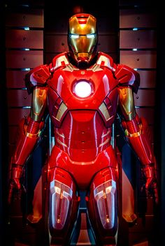 Click to rate Iron Man @ Innoventions