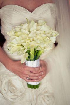 Elegant #bridalbouqu