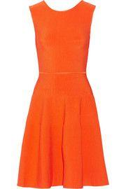 IssaStretch-knit dress