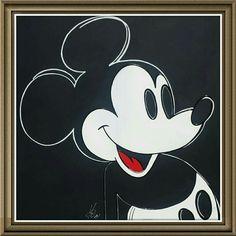 Mickey lavagna 120x120