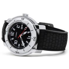 Military Silicone Strap Watches – Bellissimo Deals