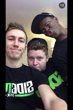 Love the sidemen!!