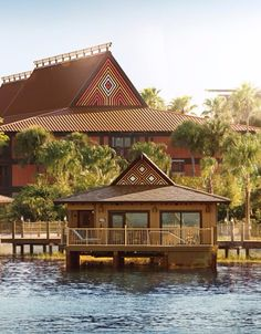 Disney's Polynesian Villas & Bungalows, U.S.A.