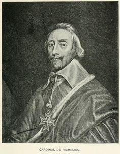 Cardinal de Richelie