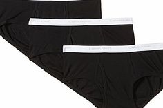 Calvin Klein Briefs (3 Pack) (34``, Black) Our Collection at Boxers and Briefs contain only the highest quality Calvin Klein Mens Underwear. We have available in the Calvin Klein Basics range, the Calvin Klein Ba (Barcode EAN = 5033948287450) http://www.comparestoreprices.co.uk/calvin-klein/calvin-klein-briefs-3-pack--34-black-.asp