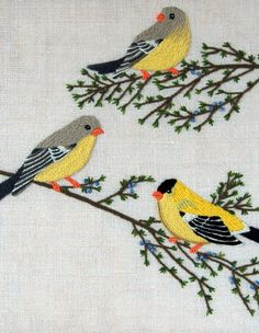 Wonderful Ribbon Embroidery Flowers by Hand Ideas. Enchanting Ribbon Embroidery Flowers by Hand Ideas. Crewel Embroidery Kits, Japanese Embroidery, Learn Embroidery, Silk Ribbon Embroidery, Hand Embroidery Patterns, Embroidery Thread, Embroidery Supplies, Embroidery Tattoo, Flower Embroidery