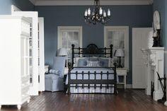 Blue Bedroom | Flickr - Photo Sharing!