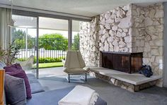 modern homes los angeles: Brentwood Untouched 1960 Mid-Century Modern Comes…